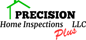 The Precision Home Inspections Plus logo