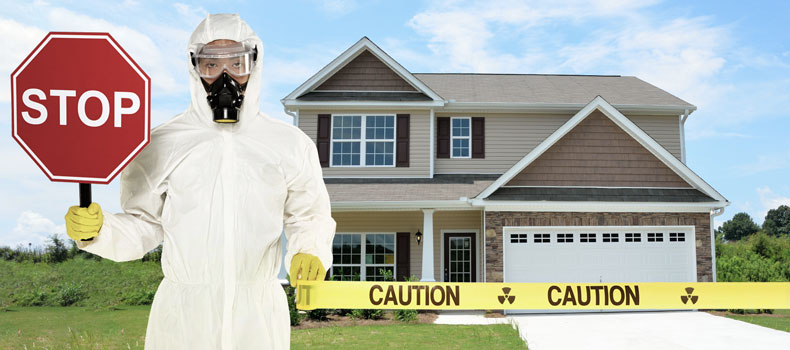 Have your home tested for radon by Precision Home Inspections Plus