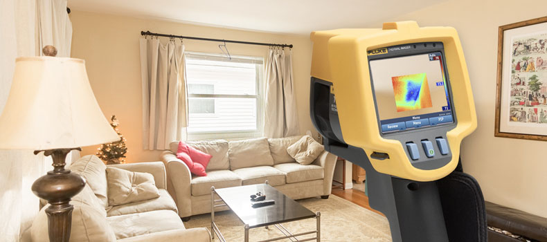 Get a thermal (infrared) home inspection from Precision Home Inspections Plus